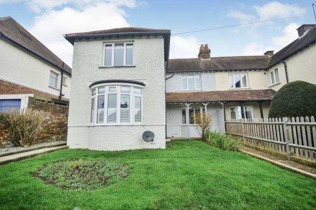 Thumbnail Semi-detached house for sale in Alder Road, Folkestone, Kent