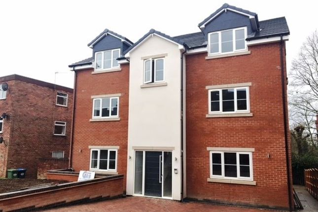 Thumbnail Flat to rent in Alice Court, Rugby, Warwickshire