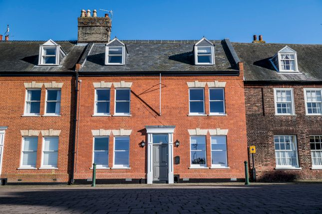 Thumbnail Town house for sale in Kings Staithe Square, King's Lynn, Norfolk