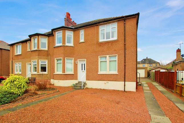 Thumbnail Flat for sale in Earnock Avenue, Motherwell