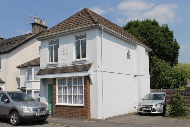 Thumbnail 2 bed end terrace house to rent in Nunns Field, The Street, Capel, Dorking