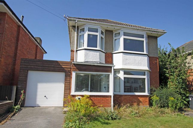 Thumbnail Detached house to rent in Uplands Road, Bournemouth