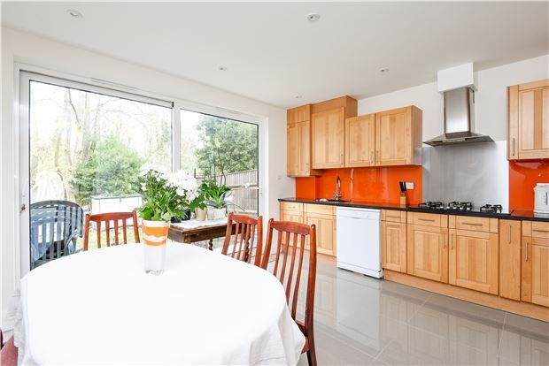 Thumbnail Terraced house for sale in Hambro Road, London