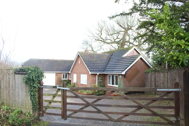 Thumbnail Detached bungalow for sale in Wasing Road, Brimpton