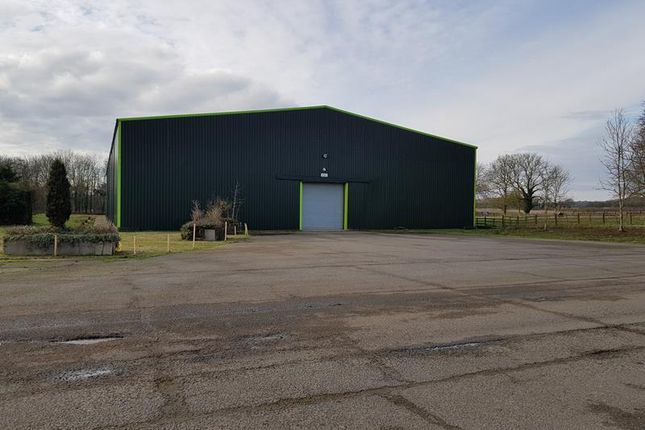 Thumbnail Light industrial for sale in Unit 1, The Lancaster Business Park, East Kirby, Boston, Lincolnshire