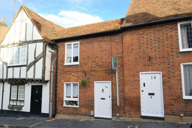 Thumbnail Terraced house to rent in Lower Dagnall Street, St Albans, Hertfordshire