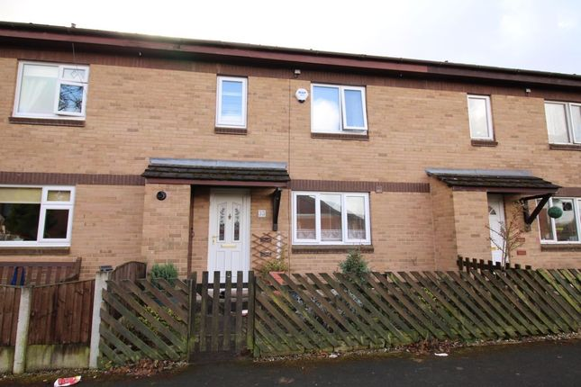 Thumbnail Terraced house to rent in Riber Bank, Gamesley, Glossop