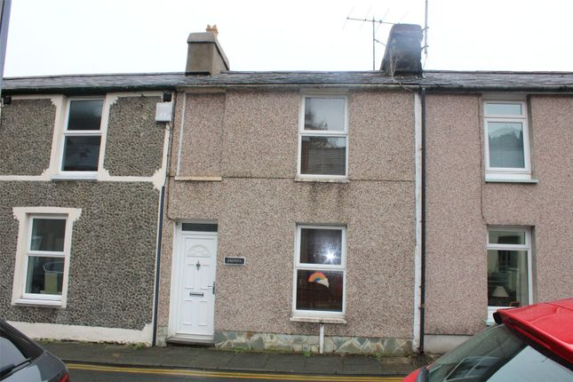 Thumbnail Terraced house for sale in Terrace Road, Porthmadog