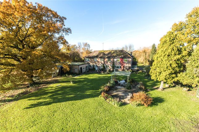 Thumbnail Detached house for sale in Stall House Lane, North Heath, Pulborough, West Sussex