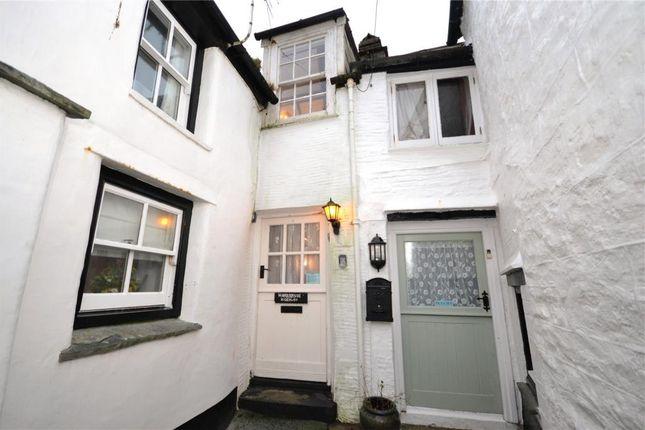 Thumbnail Terraced house for sale in Lansallos Street, Polperro, Looe, Cornwall