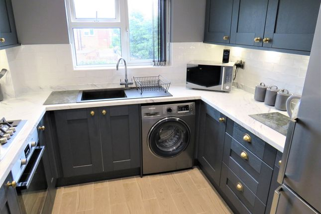 Thumbnail Flat for sale in Welland Road, Dogsthorpe, Peterborough