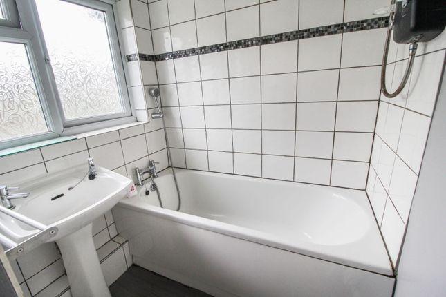 Bathroom of Ladybower Road, Spondon, Derby DE21