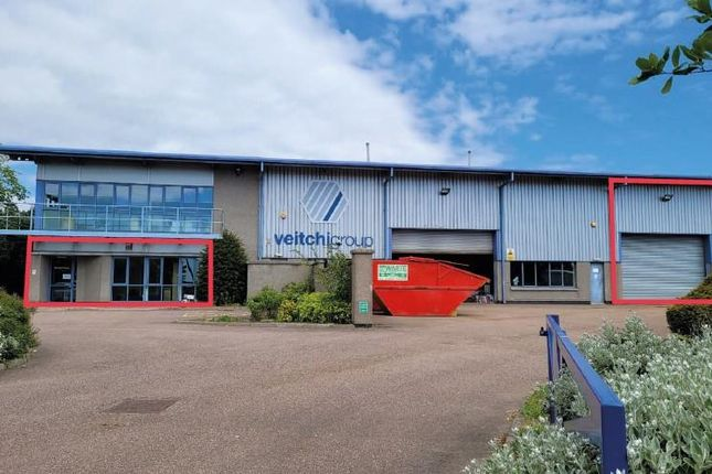 Thumbnail Warehouse to let in Badentoy Road, Badentoy Industrial Estate, Portlethen