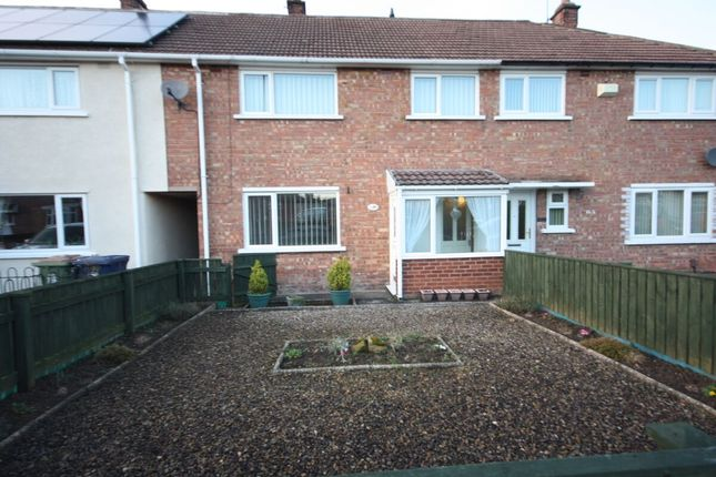 Thumbnail Terraced house to rent in Woodhouse Road, Guisborough