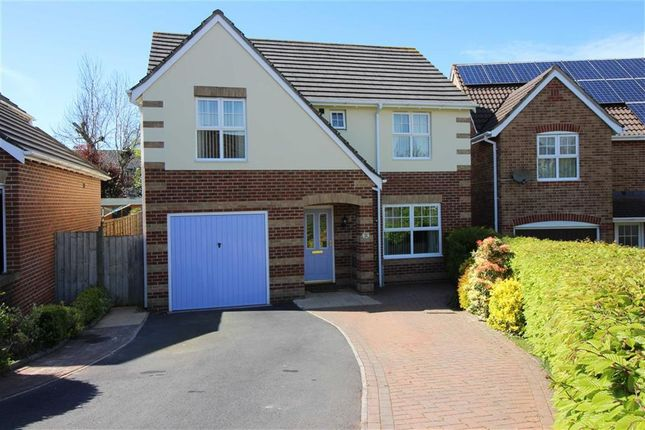Thumbnail Detached house for sale in Coppice Gate, Barnstaple