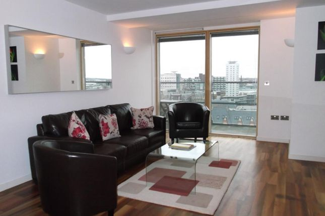 Thumbnail Flat to rent in Capital Quarter, Wellington Street, Leeds