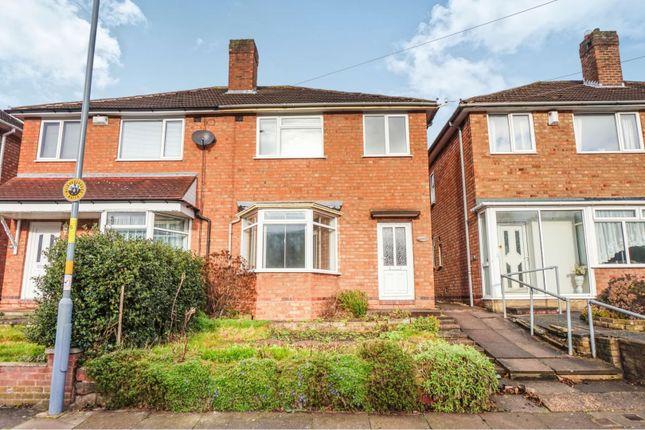 Semi-detached house in  Tallington Road  Birmingham  Birmingham