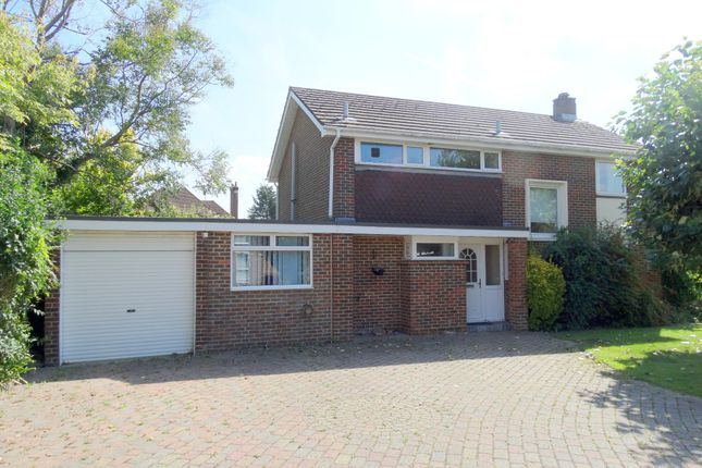 4 bed detached house for sale in Mill Close, Chichester