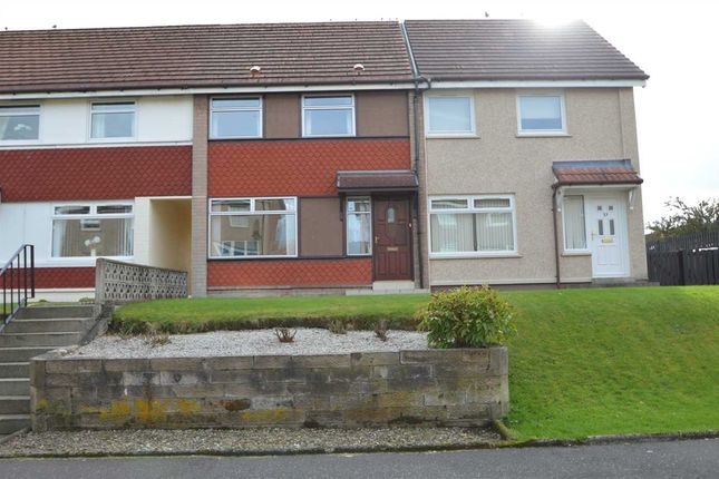 Thumbnail Terraced house for sale in Grange Avenue, Wishaw