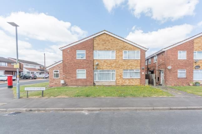 Thumbnail Flat for sale in Levante Gardens, Stechford, Birmingham, West Midlands