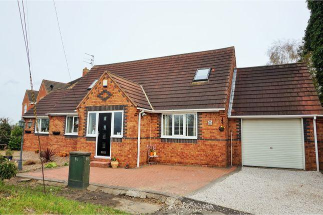 Thumbnail Detached bungalow for sale in Almholme Lane, Doncaster