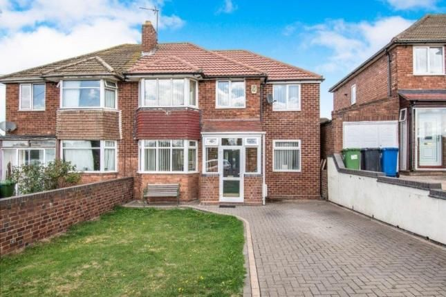 Thumbnail Semi-detached house for sale in Gorsy Bank Road, Hockley, Tamworth, Staffordshire