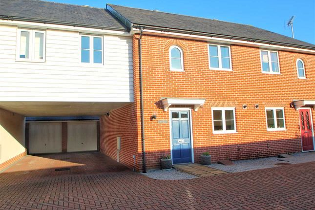 Thumbnail Mews house for sale in Britannia Mews, Colchester
