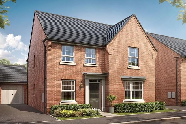 """Thumbnail Detached house for sale in """"Holden"""" at Taunton Road, Bishops Lydeard, Taunton"""