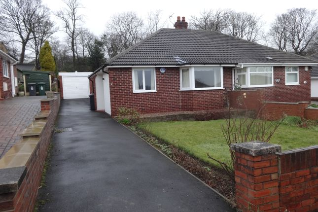Thumbnail Semi-detached bungalow to rent in Hyrst Garth, Batley