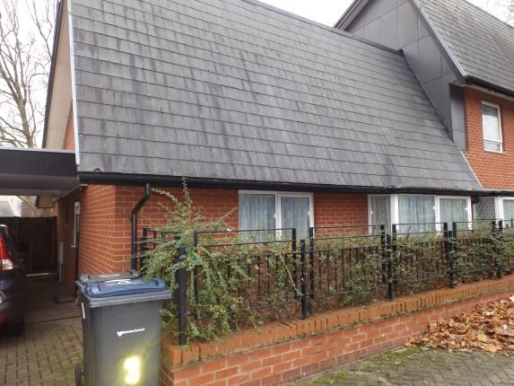 Thumbnail Bungalow for sale in St. Catherines Close, Edgbaston, Birmingham, West Midlands