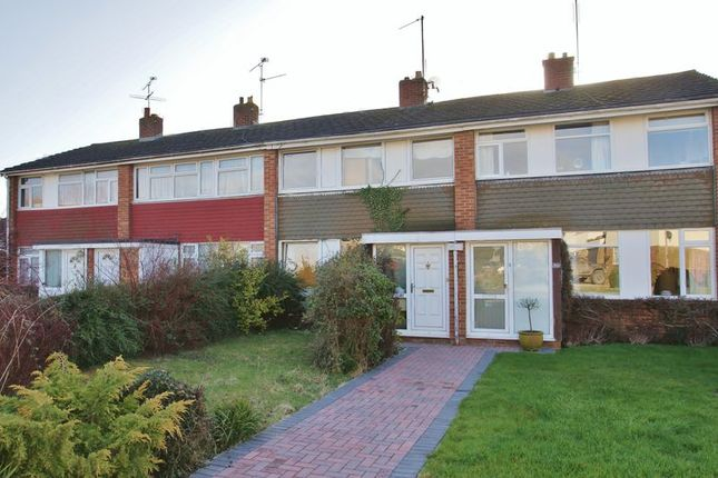 Thumbnail Terraced house for sale in Pauls Croft, Cricklade, Wiltshire.