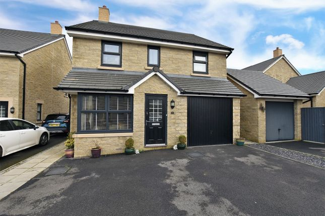 Thumbnail 4 bed detached house for sale in Orchid Drive, Chapel-En-Le-Frith, High Peak