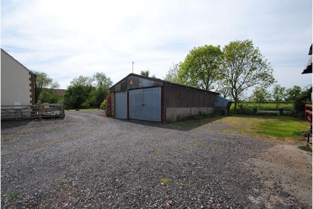 Large Garage of Burtle, Bridgwater TA7