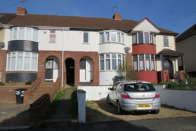 Thumbnail Terraced house for sale in West Road, Halesowen