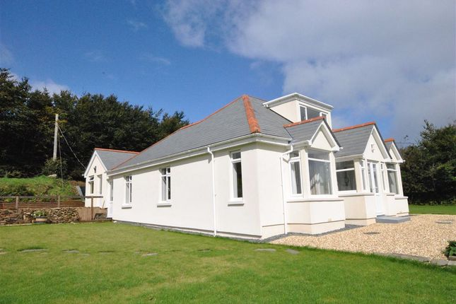 Thumbnail Detached bungalow for sale in Lynton