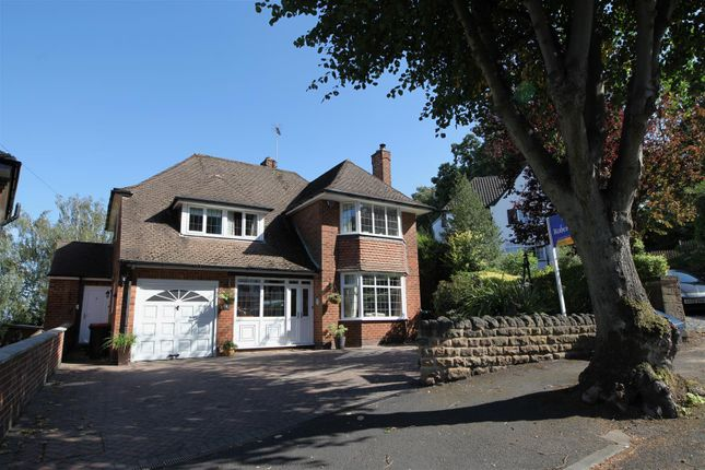 Thumbnail Detached house for sale in Rydal Drive, Beeston, Nottingham