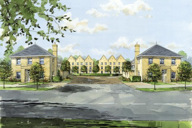 Thumbnail Terraced house for sale in The Littleport, Alconbury Weald, Former RAF/Usaaf Base, Huntingdon, Cambridgeshire