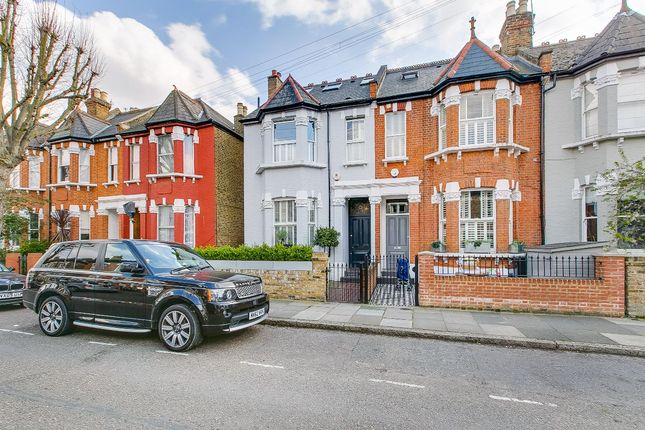 Thumbnail Semi-detached house for sale in Beaconsfield Road, St Margarets, Twickenham