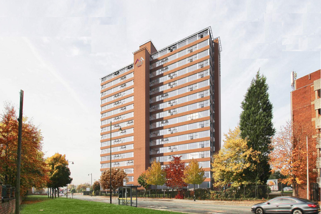 1 bed flat for sale in Chester Road, Manchester