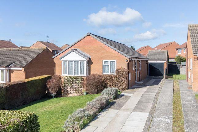 Thumbnail Detached bungalow for sale in 6 Fitzjohn Close, Malton