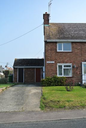 Thumbnail Flat to rent in Brookside, Great Paxton, St Neots