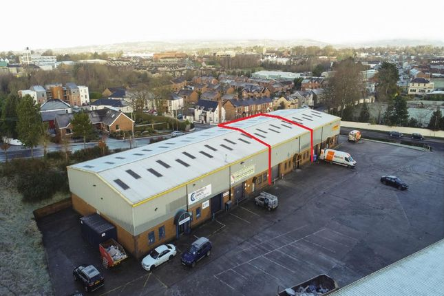 Thumbnail Warehouse to let in Unit 8, Altona Business Park, Lisburn, County Antrim