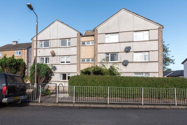 Thumbnail Flat for sale in Edgefield Road, Loanhead, Edinburgh
