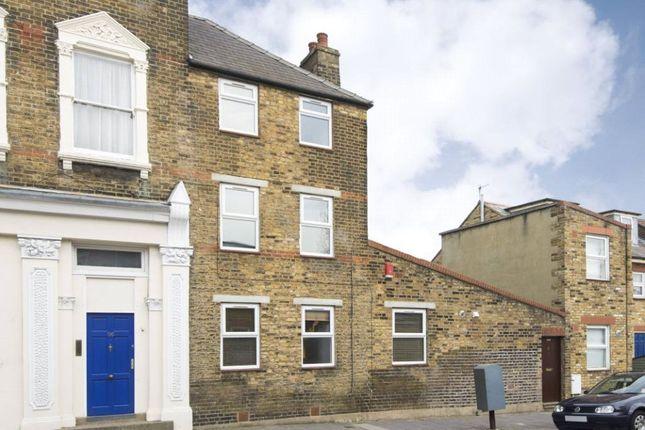Exterior of Ashenden Road, London E5