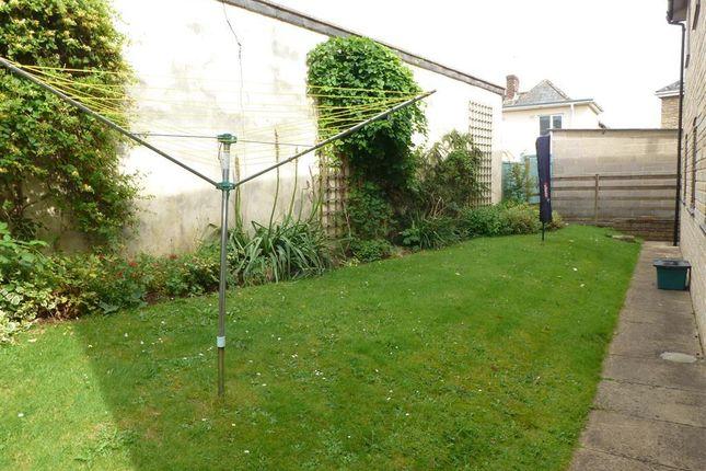 Garden of Lenthay Road, Sherborne DT9