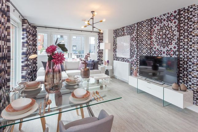 "1 bedroom flat for sale in ""Type T"" at Bonnington Road Lane, Edinburgh"