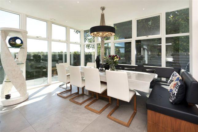 Dining Room of St. Johns Road, Sevenoaks, Kent TN13