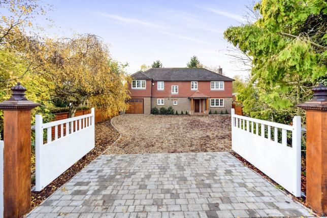Thumbnail Detached house for sale in Carlton Road, Redhill, Surrey