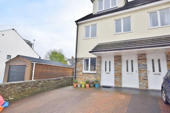 Thumbnail Flat to rent in Glen Road, Wadebridge