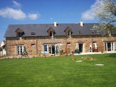 10 bed property for sale in St-Denis-De-Villenette, Orne, France